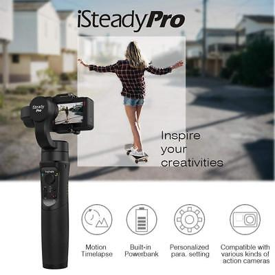 Hohem iSteady 3Axis PRO Handheld Gimbal Stabilizer for GoPro Hero 6/5/4/3 Camera