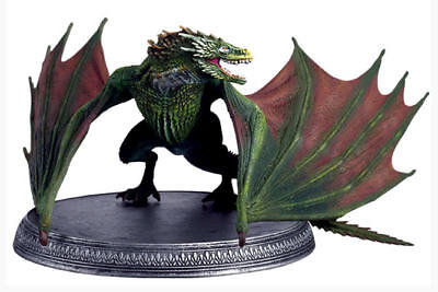Game Of Thrones GOT Official Collectors Models Rhaegal Dragon Model Exclusiv NEW