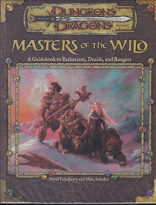 Dungeons & Dragons: Masters of the Wild