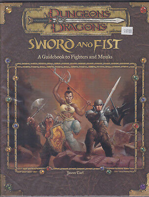 Dungeons & Dragons: Sword and Fist