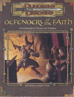 Dungeons & Dragons: Defenders of the Faith