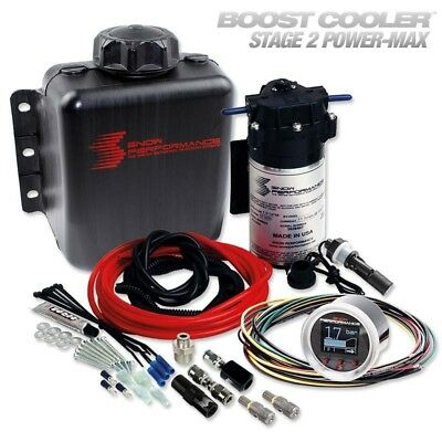 Snow Performance Boost Cooler Stage 2E Power-Max V-Motor 3l Tank
