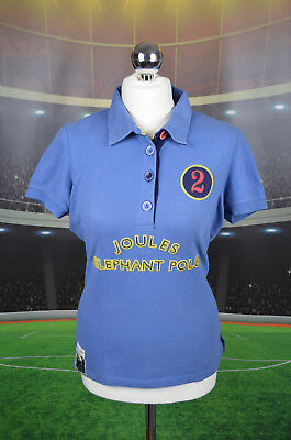 Elephant Polo Club Nepal Joules  Football Shirt (12 M) Jersey Top  Woman Ladies