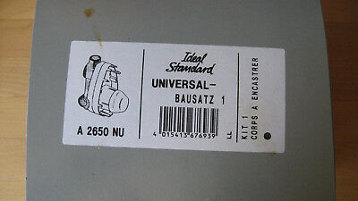 Ideal Standard UP Universal Bausatz 1