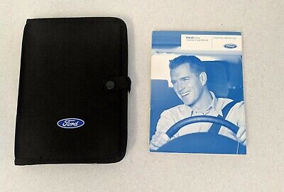 ford fiesta mk7 owners pack handbook complete with wallet 2008 rh picclick co uk ford fiesta owners manual 2018 uk ford fiesta owners manual 2006