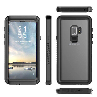 Waterproof Case for Samsung S9/S9 plus Full-body Shockproof Screen Protective