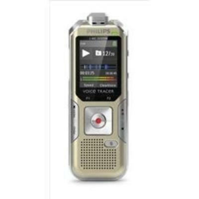 Philips Voice Tracer Dvt6500 4gb Digital Voice Recorder - 4 Gb (dvt6500/00)