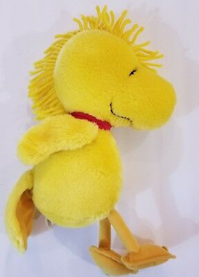 Kohl S Cares Woodstock Plush Yellow Bird Peanuts Snoopy Stuffed