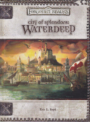 Dungeons & Dragons: Forgotten Realms - City of Splendors: Waterdeep