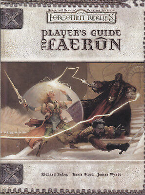 Dungeons & Dragons: Forgotten Realms - Player's Guide to Faerun