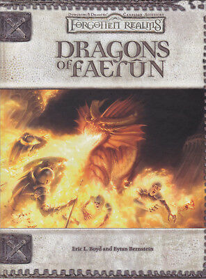 Dungeons & Dragons: Forgotten Realms - Dragons of Faerun