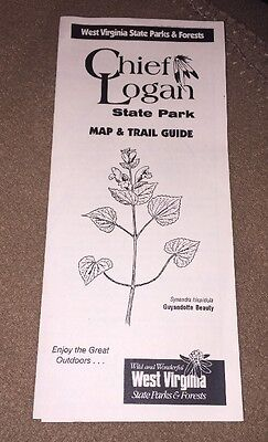 Chief Logan State Park West Virginia Brochure