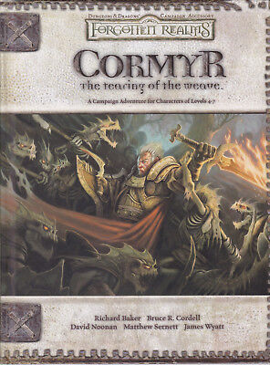 Dungeons & Dragons: Forgotten Realms - Cormyr: The Tearing of the Weave