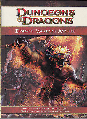 Dungeons & Dragons (4th Ed.): Dragon Magazine Annual