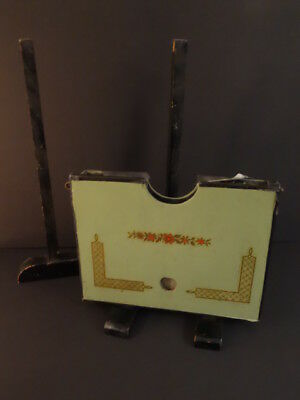 Antique Original Magician Guillotine Trick Gear And Parts