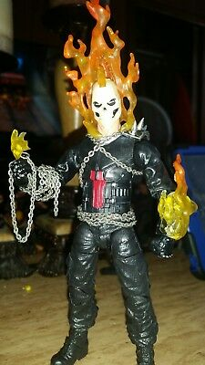 Custom marvel legends Ghost rider