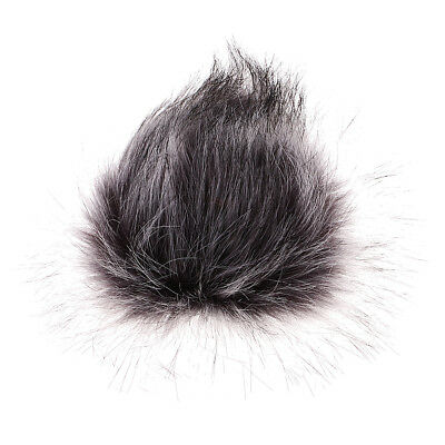 Furry Microphone Mic Windscreen Wind Muff for Sony PCM D50 Digital Recorder