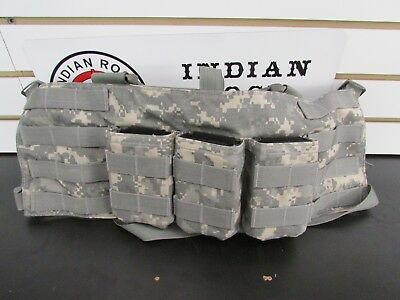 Tactical Eagle M 4 Chest Rig LE 3 Mag Molle Pouch ACU