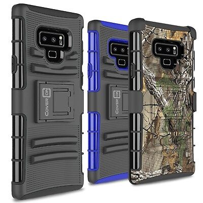 CoverON Explorer Series for Samsung Galaxy Note 9 Holster Belt Clip Phone Case