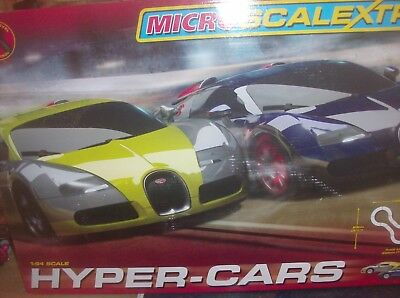 Micro Scalextric G1108 Hyper Cars