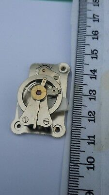 Vintage Platform Escapement For A Clock