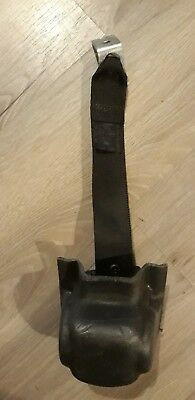 Ford Fiesta Mk6 02-08 Driver Side Rear Seat Belt (3/5 Door Models) Genuine O/s/r