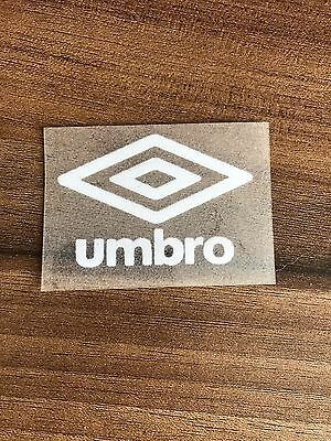 Umbro Logo For Retro Football Shirts