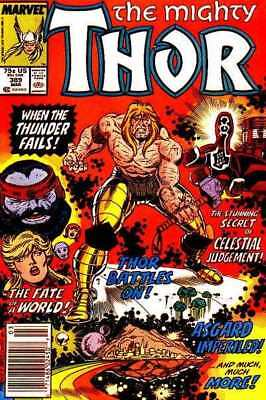 Thor (1966 series) #389 in Very Fine minus condition. Marvel comics