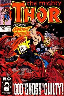 Thor (1966 series) #430 in Very Fine + condition. Marvel comics