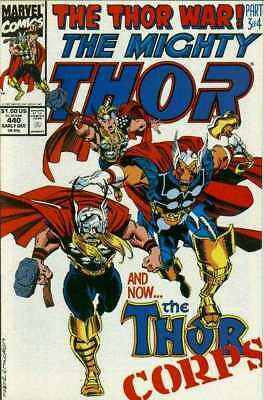 Thor (1966 series) #440 in Very Fine + condition. Marvel comics
