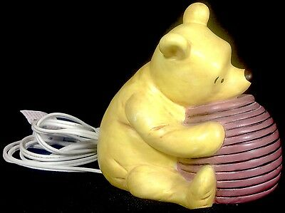 Disney Night Light Classic Winnie the Pooh by Charpente with Cord - Works
