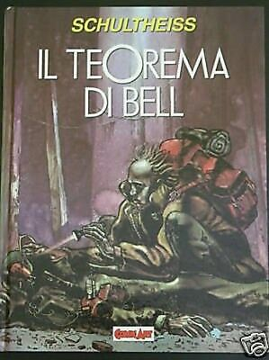 The Teorema by Bell SCHULTHEISS Comic Art