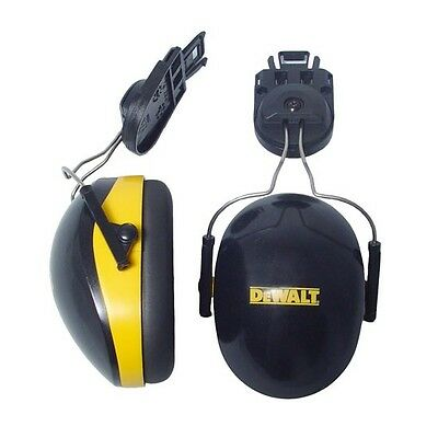 DeWalt Cap Mount Earmuffs Ear Muffs Hearing Protection
