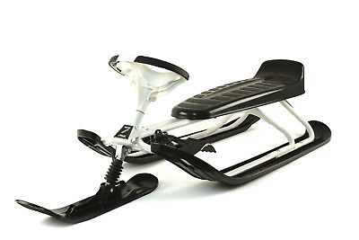 Stiga Snow Racer Sled - KING, Imported from SWEDEN, Fits 2 people, NEW