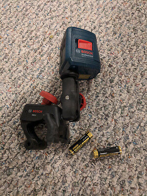 used Bosch GLL 2Self-Leveling Cross-Line Laser in Excellent Condition
