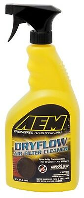 AEM Induction 1-1000 Air Filter Cleaner and Degreaser for Synthetics Filters