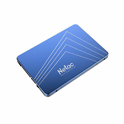 Netac N500S 480GB SSD 2.5Inch SATA3 Internal Solid Hard State Drive for Laptop
