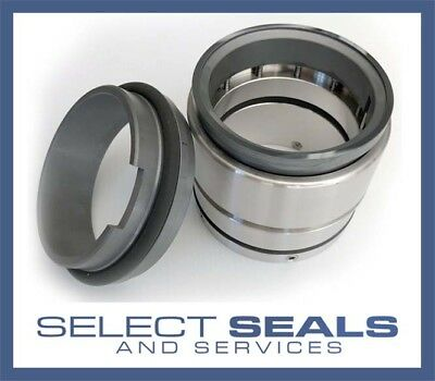 Grundos S.2.100.200 - 550.66 M.D.338. G.N.D Lower Mechanical Seal Fits 65 mm Sha