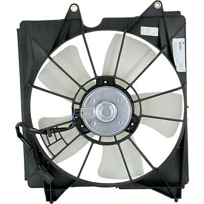 94 95 96 97 Honda Accord Radiator Fan Motor Fan Assembly 4 Cyl