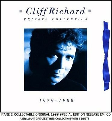 Cliff Richard - The Very Best Greatest Hits Collection Hits - RARE CD 70's 80's