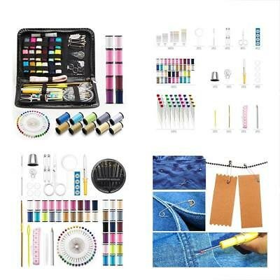 Sewing Kit 134 Pcs Portable Sewing Kits For Adults Or Diy To Mending And Repa