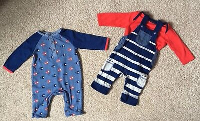 Boys Miniclub Clothes - 0-3months