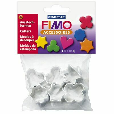 Staedtler FIMO Shaped Cutters 6 Pack