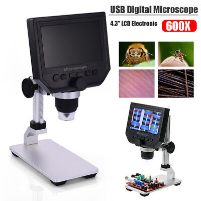 MINI MONOCULAR STEREO Microscope 40X Surgical Dissecting PCB
