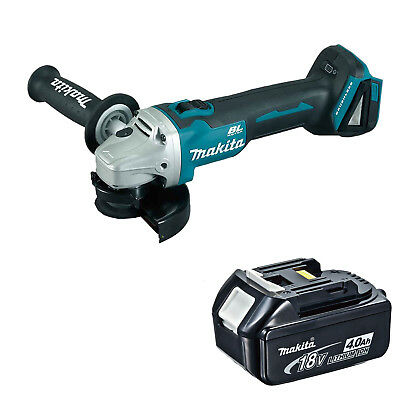 Makita 18V Lxt Dga504 Dga504Z Dga504Rfe Angle Grinder And Bl1840 Battery
