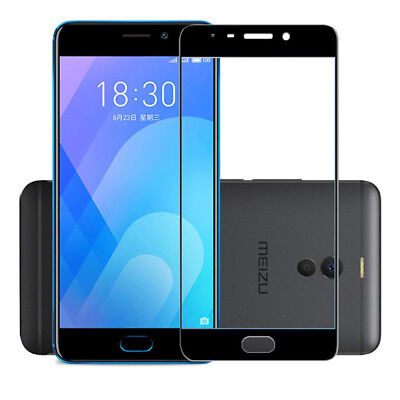 Full Cover Tempered Glass Screen Protector Film For Meizu M6S M5 M5S M3 Note Lot