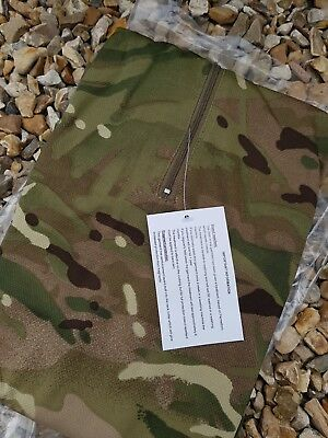 New Latest Pattern British Army Combat Shirt UBACS MTP Small 160/80 (Ref6)
