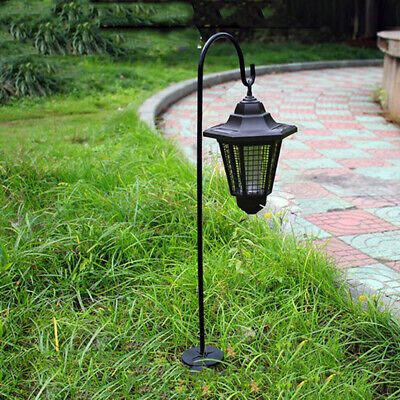 Mosquito Fly Bug Insect Zapper Killer Trap Lamp Lights Waterproof Hang Style
