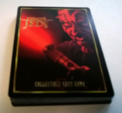 42 x Star Wars YOUNG JEDI Battle of Naboo DARK SIDE Common & Uncommon Cards