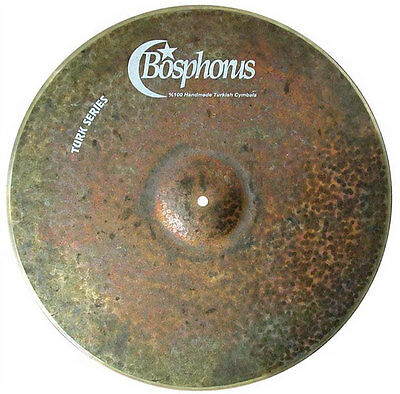 Bosphorus Turque Medium Thin Crash Cymbales 17 ""